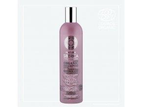 Natura Siberica Šampon pro barvené a poškozené vlasy Oživení a lesk 400 ml