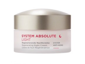 Annemarie Börlind Absolute system Nočné krém LIGHT 50ml