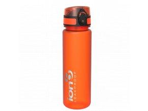 Ion8 One Touch fľaša Orange 500 ml