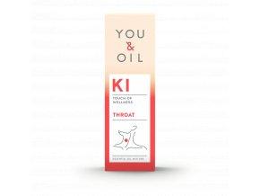 You & Oil KI Bolest v krku 5ml