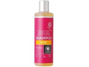 Urtekram Šampón Ružový suché vlasy 250 ml