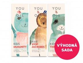 You & Oil Dárková sada Aromaterapie pro děti II