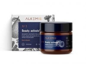 Alkemie Beauty Activate! Enzymatický peeling 60 ml