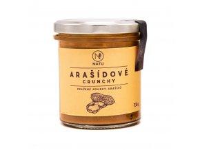 natu arasidovy krem crunchy 300g