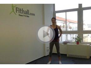 Cvičení pro dobrou náladu s Marií Korseltovou