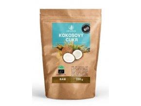 Darček k nákupu produktov Allnature v hodnote nad 19 Eur Kokosový cukor 250 g