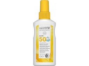 Lavera Opalovací sprej Sensitiv SPF 50 100 ml
