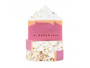 Almara Soap Přírodní tuhé mýdlo Cherry Blossom 100 +- 5 g