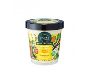 Organic Shop Body Desserts Regenerační tělový krém Banánový milkshake 450 ml