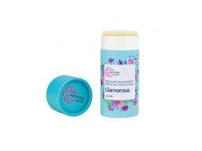 Kvitok Prírodný tuhý deodorant Glamorous 42 ml