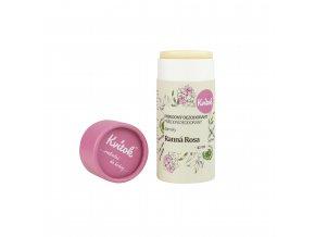 Kvitok Přírodní tuhý deodorant Ranní rosa 42 ml