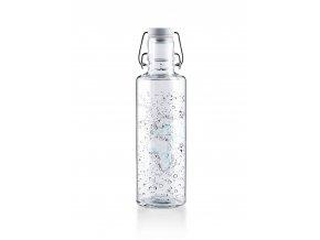 Soulbottles Skleněná láhev Waterworld 600 ml