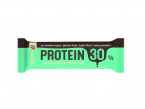 Bombus Tyčinka 30 % protein Coconut & Cocoa 50 g
