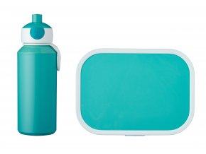 Mepal Svačinový box pro děti Campus Turquoise