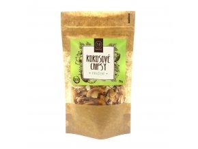 Natu Kokosové chipsy pražené Bio 70 g