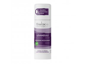 Saloos Přírodní deodorant Bio Levandule 50 g