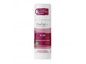 Saloos Přírodní deodorant Bio Růže 50 g