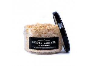 Almara Soap Přírodní peeling Salted Caramel 85 g
