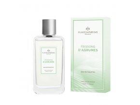 Plantes & Parfums Toaletní voda EDT Citrus Chills 100 ml