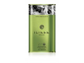 Iliada Extra panenský olivový olej Bio 3 l