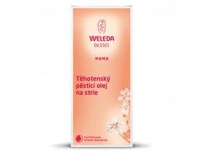Weleda Těhotenský masážní olej na strie 100 ml