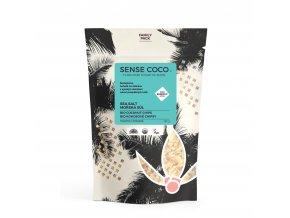SENSE COCO XXL Kokosové chipsy s mořskou solí BIO 250 g