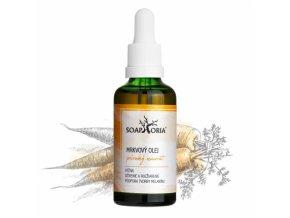 Soaphoria Organický mrkvový olej 50 ml