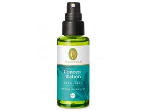 Primavera Aroma sprej Concentration Bio 50 ml