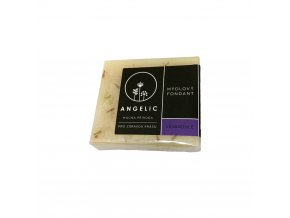 Angelic Mýdlový fondant Levandule 105 g