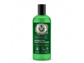 Bylinkárka Agafie Prírodný sprchový gél Hydratácia 260 ml
