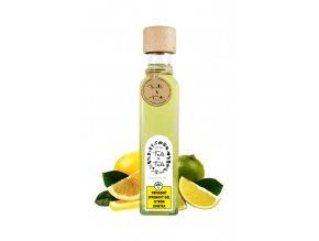 Ťuli aŤuli Prírodný sprchový gél citrón a limetka 250 ml