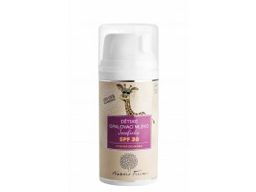 Nobilis Tilia Detské opaľovacie mlieko Josefínka SPF 30 100 ml