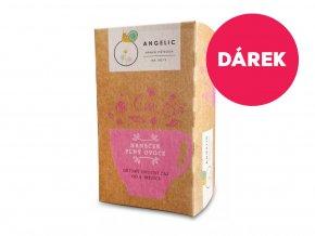 Darček k nákupu nad 33 Eur Angelic Hrnček plný ovocia detský ovocný čaj 40 g