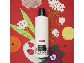 Caltha VZORKA Tekutý šampón na poškodené a suché vlasy bazový kvet a šípky 20 ml