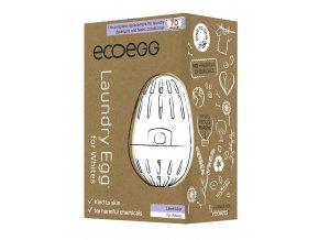 Ecoegg Pracie vajíčko na biele prádlo Levanduľa 70 praní