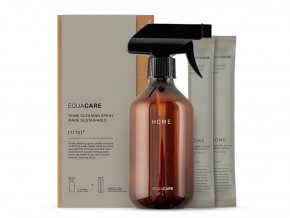 Equa Care Sada Univerzálny čistiaci sprej dávkovač 345 ml + 2 náplne