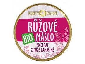 Purity Vision Ružové maslo Bio 20 ml