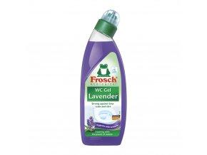 4009175941565 Frosch WC gel Levandule (EKO, 750ml) 6768171 V