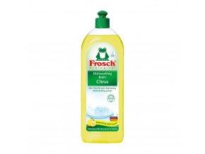 Frosch Prostředek na mytí nádobí Citron EKO 750 ml