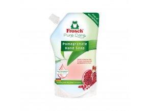 Frosch Tekuté mýdlo Granátové jablko Náhradní náplň EKO 500 ml