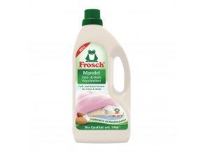 Frosch Prací prostředek na vlnu a jemné prádlo Mandle EKO 1500 ml