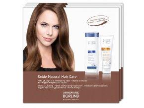 Annemarie Börlind  VZOREK Šampón Active proti lupům + Kondicionér na všechny typy vlasů 2 x 8 ml