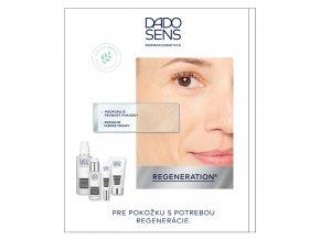 Dado Sens Regeneration E Sada vzorků anti-age péče pro citlivou pleť 4 x 2 ml