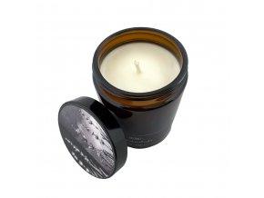 Svíčkuj Ručně vyráběná svíčka Levandule 180 ml