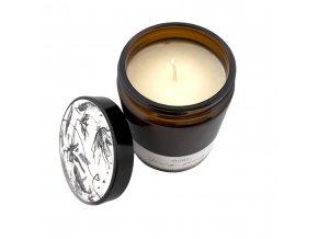 Svíčkuj Ručně vyráběná svíčka Ylang-ylang 180 ml