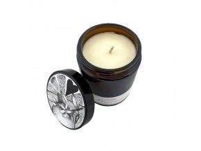Svíčkuj Ručně vyráběná svíčka Pomeranč 180 ml