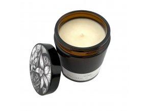 Svíčkuj Ručně vyráběná svíčka Vanilka a hřebíček 180 ml
