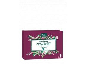 Kneipp Dárková sada masážních olejů 3 x 20 ml