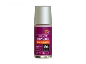 Urtekram Deodorant roll on krémový severskej bobule 50 ml