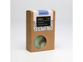 Caltha Tuhé mýdlo Levandule a avokádový olej 100 g